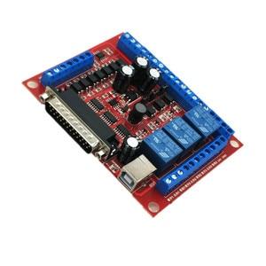 Image 2 - Máquina de grabado MCACH2 MACH3 de 6 ejes, placa de separación, USB, husillo, PWM, novedad