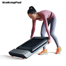 WalkingPad A1 Smart Foldable Treadmill Electric Sport Fitness Equipment Walking Machine Remote Control Body Building Training(China)