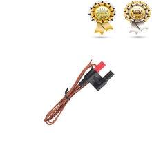 Cable de sonda de Temperatura del termopar multímetro Fluke 80BK A tipo K