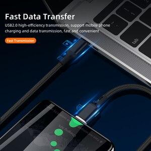 Image 4 - Магнитный двойной кабель типа C 5A PD Быстрая зарядка провод для ноутбука 20 в 100 Вт Кабель для передачи данных типа C для Samsung S9 S8 для Huawei P20
