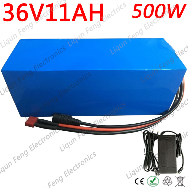 10Ah Lithium Battery Electric 36 Volt Electric Bike Ebike for 36V Motor only