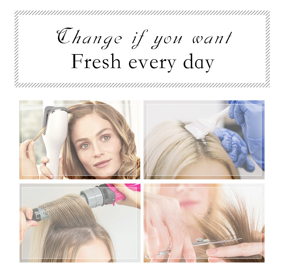 perucas onduladas do laço para as mulheres