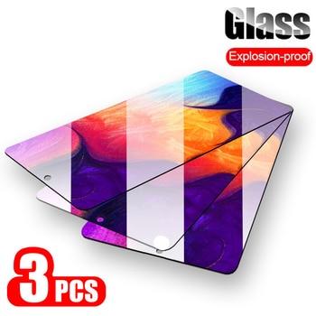 Перейти на Алиэкспресс и купить 1-3 шт Стекло для Samsung Galaxy A50 A30 A20 Защита экрана для Samsung M10 M20 M30 A40 A70 A10 A 50 70 закаленное стекло
