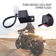 Light-Flasher-Relay Motorcycle-Switch Led-Turn-Signal-Indicator Blinker Yamaha KTM Honda