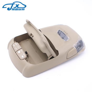 for 2003-2007 SANTAFE Ceiling Reading Light Glasses Box Car Roof Lighting Skylight Switch Button