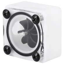 Water-Flow-Meter-Indicator Water-Cooling-Impeller for PC 3-Way Durable