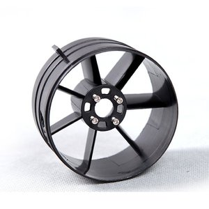 Image 5 - FMS 64mm 4S 3S 11 Blades EDF Unit With KV3150 KV3900 Brushless Motorfor RC Airplane Ducted Fan Plane