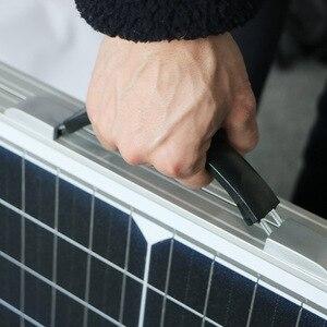 Image 5 - Dokio 100W (2Pcs x 50W) מתקפל שמש פנל סין pannello solare usb בקר סוללה סולארית/מודול/מערכת מטען