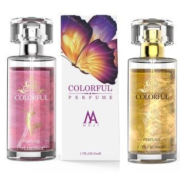 Pheromone Perfume Aphrodisiac For Men Body Spray Flirt Perfume Attract Women Scented Water