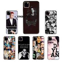 YNDFCNB Dylan O'Brien Teen Wolf fresco teléfono caso fundas para iPhone 12 7 6 6S Plus X XS X MAX 5 5S SE XR 11 12pro promax coque(China)