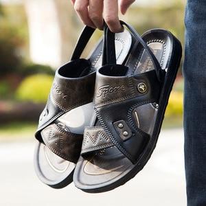 Men shoes Slipper Men Rome Fli