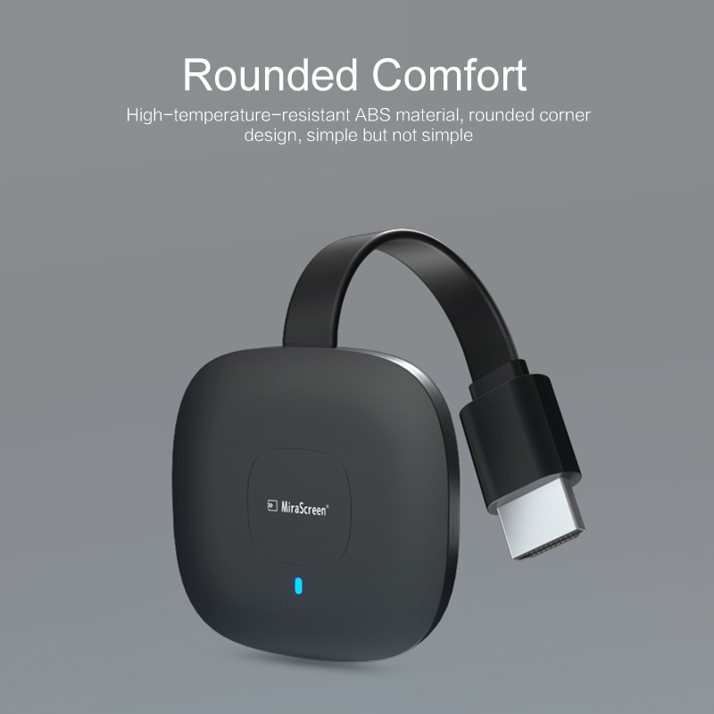 5G WIFI HDMI Spiegel Bildschirm Wireless Display Adapter Airplay Miracast <font><b>Dongle</b></font> Für IPhone Samsung Xiaomi Huawei <font><b>Android</b></font> Telefon Zu <font><b>TV</b></font> image