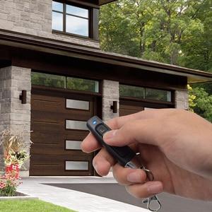 Image 2 - Klon g NICE FLO1 FLO2 FLO4 433.92MHz sabit kod garaj kapısı kapı uzaktan kumandası anahtar teksir kapı kontrolü için 433MHz NICE komut