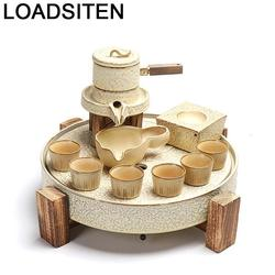 Ev Dekorasyon Aksesuarlar Akcesoria Do Kuchni Vintage Kuchnia Keukenhulpjes China Afternoon Chinese Teapot Pot Teaware Tea Set