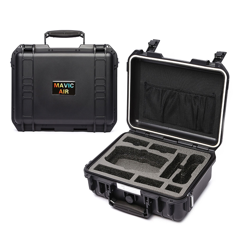 Hardshell Bag Storage Box Suitcase for DJI Mavic Air Waterproof Carrying Case Outdoor Portable Protection Boxes Drone Accessory