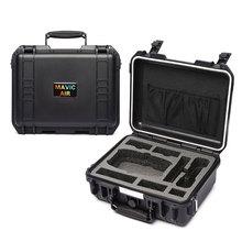 ハードシェルバッグ収納ボックススーツケース dji Mavic 空気防水運ぶケース屋外ポータブル保護ボックスドローンアクセサリー