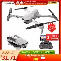 Dron F10 4K 5G WiFi vídeo FPV Quadrotor vuelo 25 minutos Rc distancia 2021 m Gps Rc Dron HD gran angular Cámara Dual juguete 2000