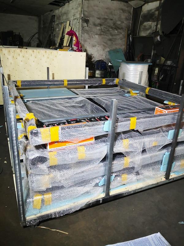 Hench 100% Custom Made Iron Doors  Model Hc-id10