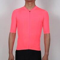 SPEXCEL 2020 NEUE Fluoreszenz Rosa PRO TEAM AERO 2 Radfahren jersey kurzarm Männer frauen Neueste technologie stoff Beste Qualität-in Rad-Trikots aus Sport und Unterhaltung bei