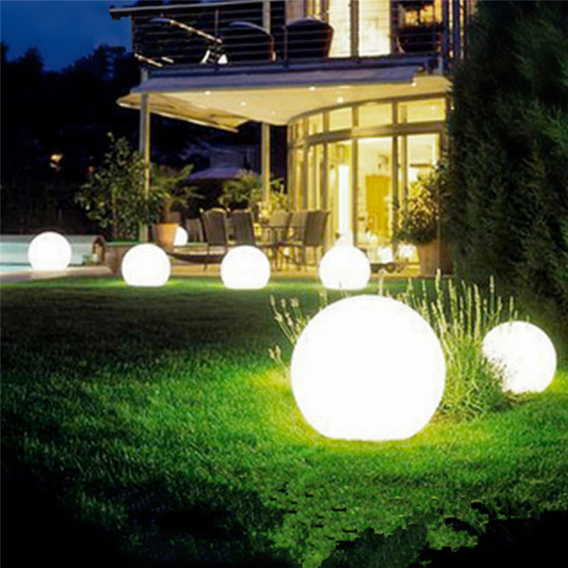 Solar Lawn Lights Garden Lamp Yard Pathway Light Outdoor Wareter-proof Landscape Lighting LED Bulbs Security Lamp