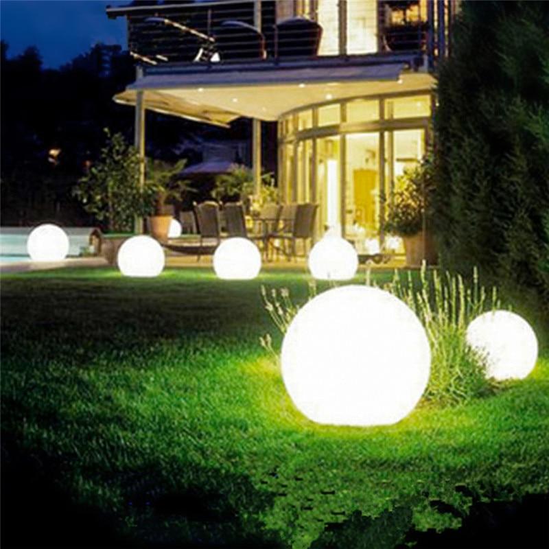 Solar Lawn Lights Garden Lamp Yard Pathway Light Outdoor Wareter-proof Landscape Lighting LED Bulbs Security Lamp