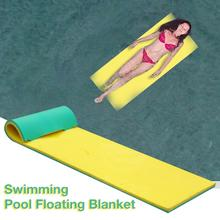 Water-Blanket for Sunbathing Picnics Floating-Bed Pool-Float Smooth Comfortable Soft
