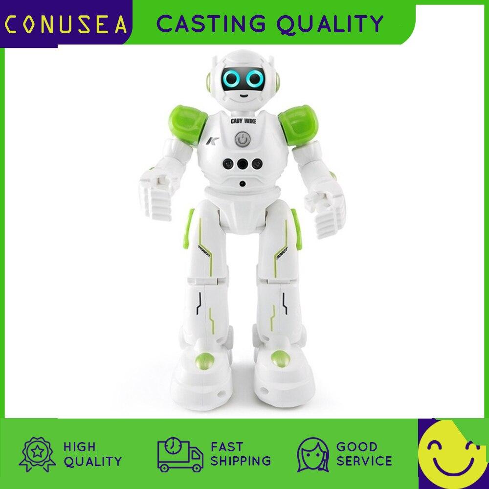 JJRC R11CADY WIKE télécommande Robot multi-fonction éducatif Intelligent RC jouets geste robotique jouet enfants cadeaux garçon enfant