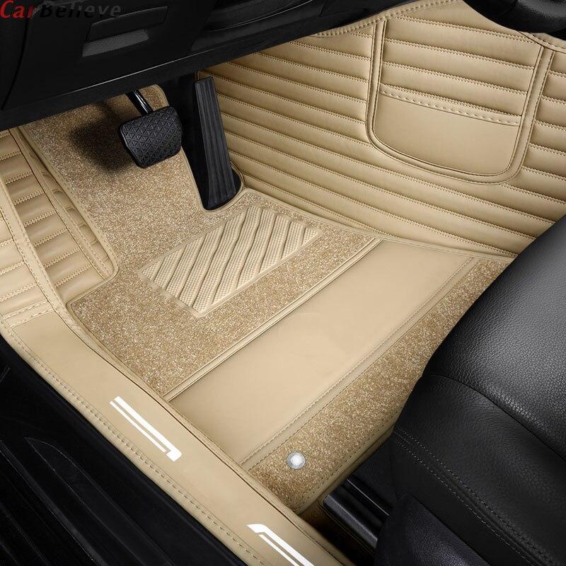 Tapis de sol de voiture sur mesure pour Mini countryman r60 one cooper R50 R52 R53 R56 R57 R58 F55 F56 F57 tapis d'accessoire - 5