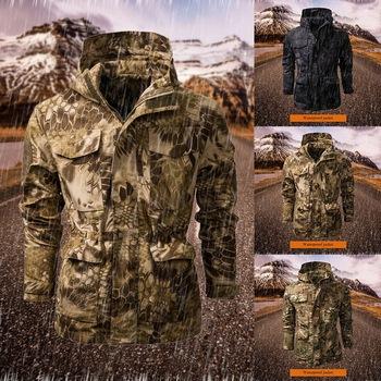 Nowa kurtka taktyczna wojskowa Outdoor Soft mężczyźni Army Sportswear męska kurtka do kamuflażu Thermal Hunt piesze wycieczki kurtki z kapturem tanie i dobre opinie vertvie Wiosna Lato AUTUMN Winter WindStopper Pasuje prawda na wymiar weź swój normalny rozmiar Wykop Jackets Camping Hiking