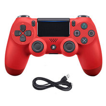 Mando inalámbrico para PS4, Bluetooth para PlayStation 4 Pro, Slim, PC, Android, IOS, Steam, DualShock 4