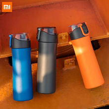 Xiaomi Mijia Funhome Warm Cold Cup Vacuum Bottle 500ml Outdoor Sports