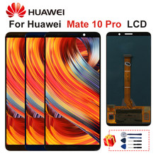 """6.0"""" For Huawei Mate 10 Pro LCD Display Touch Screen Digitizer Replacement Parts With Frame For Huawei Mate 10 Pro Display"""