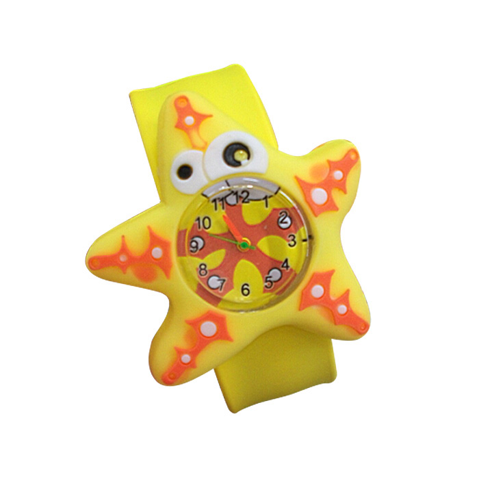 Newly New Cute Animal Cartoon Silicone Band Bracelet Wristband Watch For Babies Kids Watch DO99