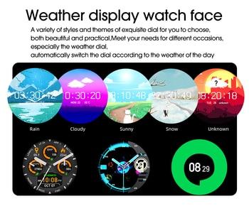 Смарт-часы Lemfo LF26 3