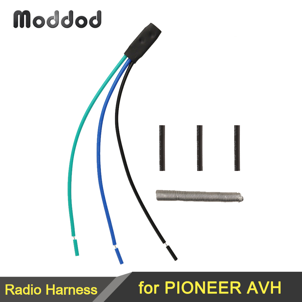 Pioneer Avh-X3700Bhs Wiring Diagram from ae01.alicdn.com