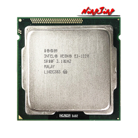 Intel Xeon E3-1220 E3 1220 3.1 GHz Quad-Core Quad-Thread CPU Processor 8M 80W LGA 1155 2