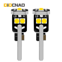 2x W5W T10 Canbus LED Light  Parking Interior Bulb Lamp For Mercedes Benz w205 w212 w204 w203 w124 w210 w202 w163 w211 c b e GLK цена 2017