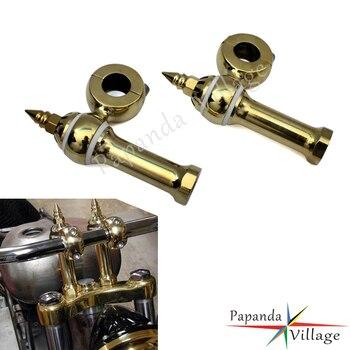 Motorbikes Solid Brass 25.4mm 4