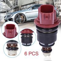 Professional 6PCS Fuel Injector Nozzle Car Fuel Injector Nozzle Accessory For Nissan Altima 1660010Y00