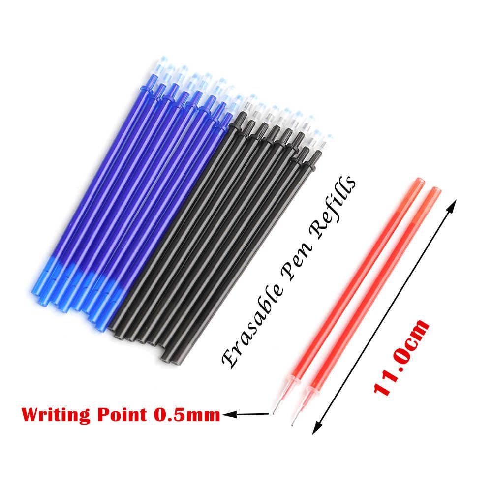 8 Pc//Set Erasable Pen 8 Colors Ink  Gel Pen of Styles Rainbow Creative Drawing S