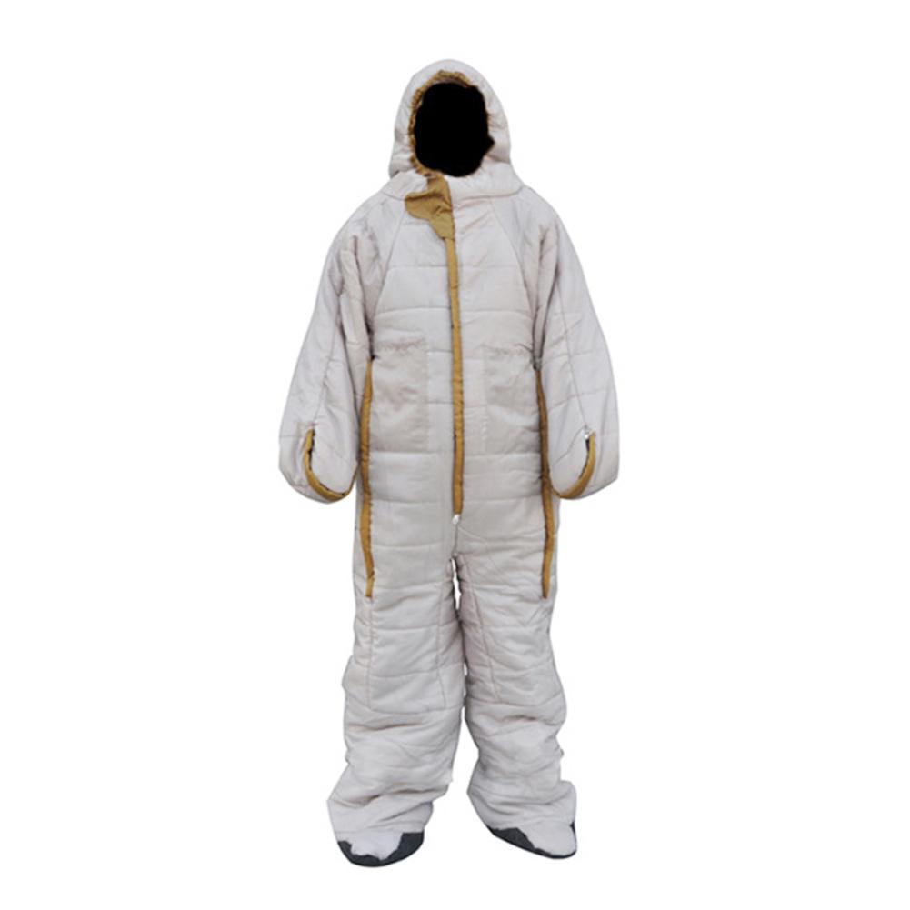 Спальный мешок в форме человека для альпинизма, удобный на молнии для путешествий, кемпинга, походов, аксессуаров, спальный мешок для палато...