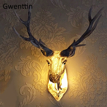 Modern Antlers Wall Lamps…