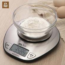 New Youpin Xiangshan electronic kitchen scale EK518 silver Accurate weighing and stable quality