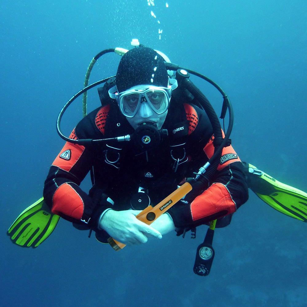 GP-Pointer AT Waterproof Metal Detector Underwater Pin Pointer GP Gold Finder Treasure Search Digger Kit Hunter Detecting Tester