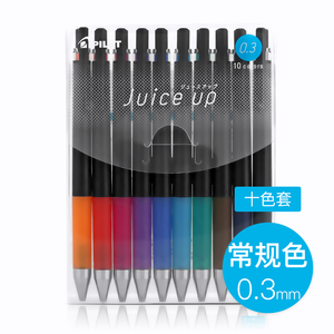 Image 5 - טייס לדפוק ג ל דיו נוסף בסדר כדורי עט מיץ עד 0.3/0.4mm רגיל/מתכתי/פסטל צבעים סט