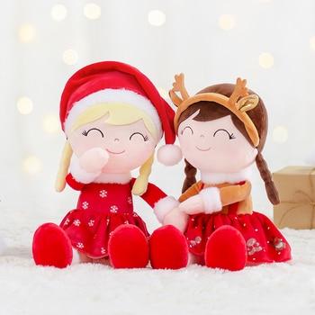 Gloveleya Plush Dolls 2020 Christmas Dolls Baby PlushToys Limited Edition Christmas GIfts Cloth Dolls for Baby