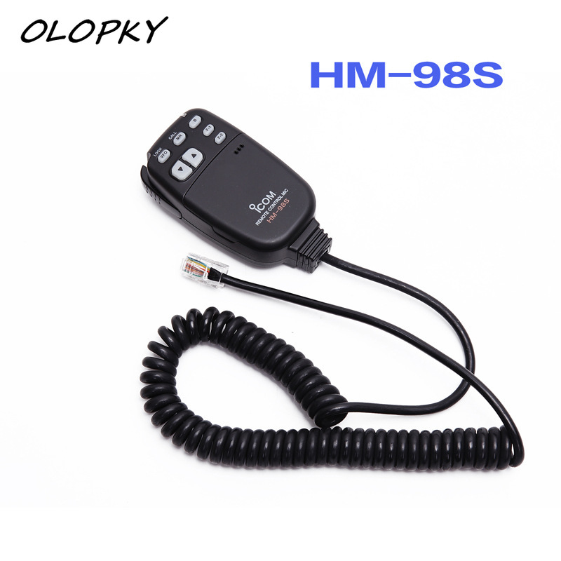 New Pattern For ICOM IC-2100H IC-2200H IC-2800H Hand Mimi/Microphone/Microphone HM-98S