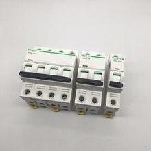 MCB nowy dom miniaturowy wyłącznik automatyczny IC65N IC60N DZ47 przełącznik powietrza 1P 2P 3P 4P 16A 20A 25A 40A 50A 63A