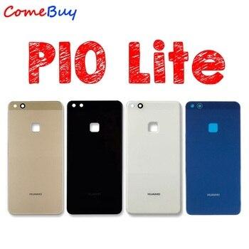 for Huawei P10 Lite Battery Glass Cover Nova Lite Back Housing Rear Door Case For Huawei P10 Lite Ba
