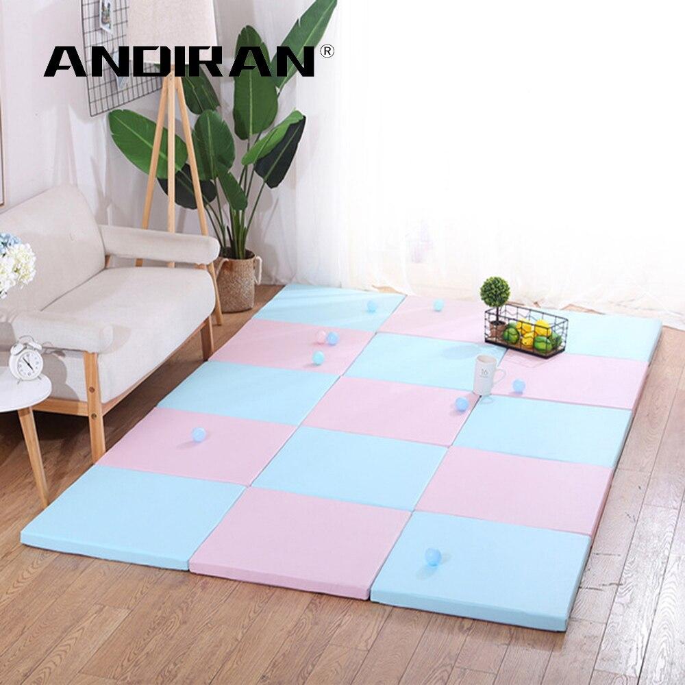 Baby Mat 4CM Thick Play Mat 1PC Soft Carpet Kid Mats Puzzle Playmat For Children 60x60CM